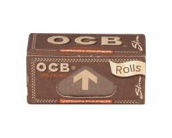 Vyniojami popierėliai ritinėlyje OCB Virgin Slim