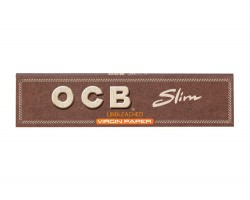 Vyniojami popierėliai OCB Virgin Slim, 32 lap.