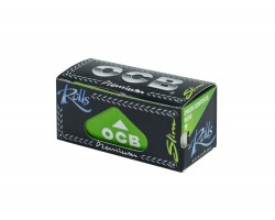 Sukamų popierėlių ritinėlis OCB ROLLS Slim Premium