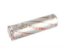 Medžio anglis vandens pypkėms THREE KINGS (33 mm)